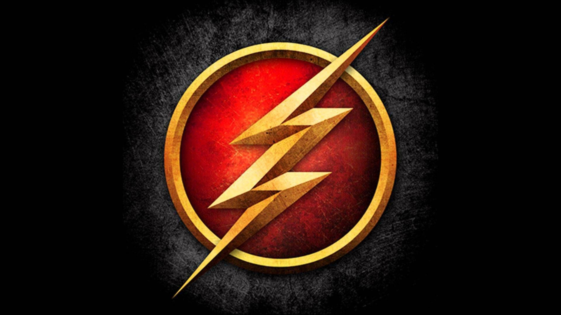the flash logo wallpapers - wallpaper cave