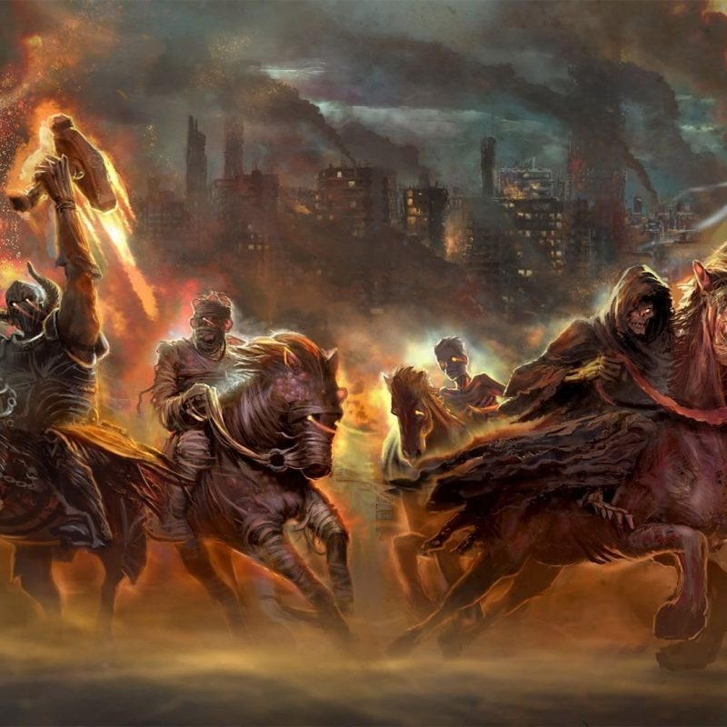 10 Latest Horsemen Of The Apocalypse Wallpaper FULL HD 1080p For PC Desktop 2018 free download the four horsemen of apocalypse walldevil 1 800x800