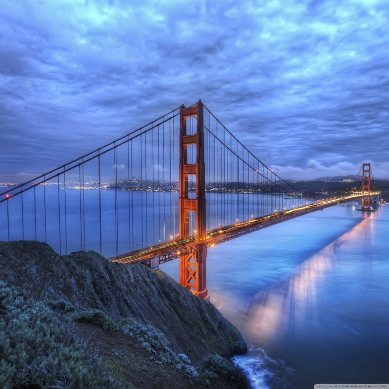 10 Most Popular Golden Gate Bridge Wallpaper 1920X1080 FULL HD 1920×1080 For PC Desktop 2018 free download the golden gate bridge at dusk e29da4 4k hd desktop wallpaper for 4k 800x800