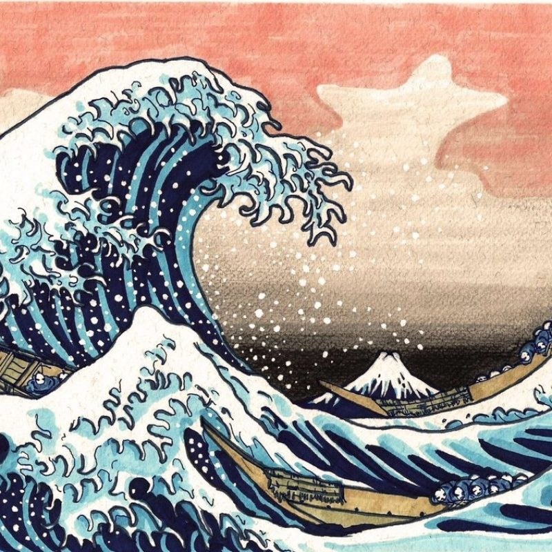 10 Top The Great Wave Off Kanagawa Hd FULL HD 1920×1080 For PC Desktop 2018 free download the great wave off kanagawacrislink on deviantart 800x800