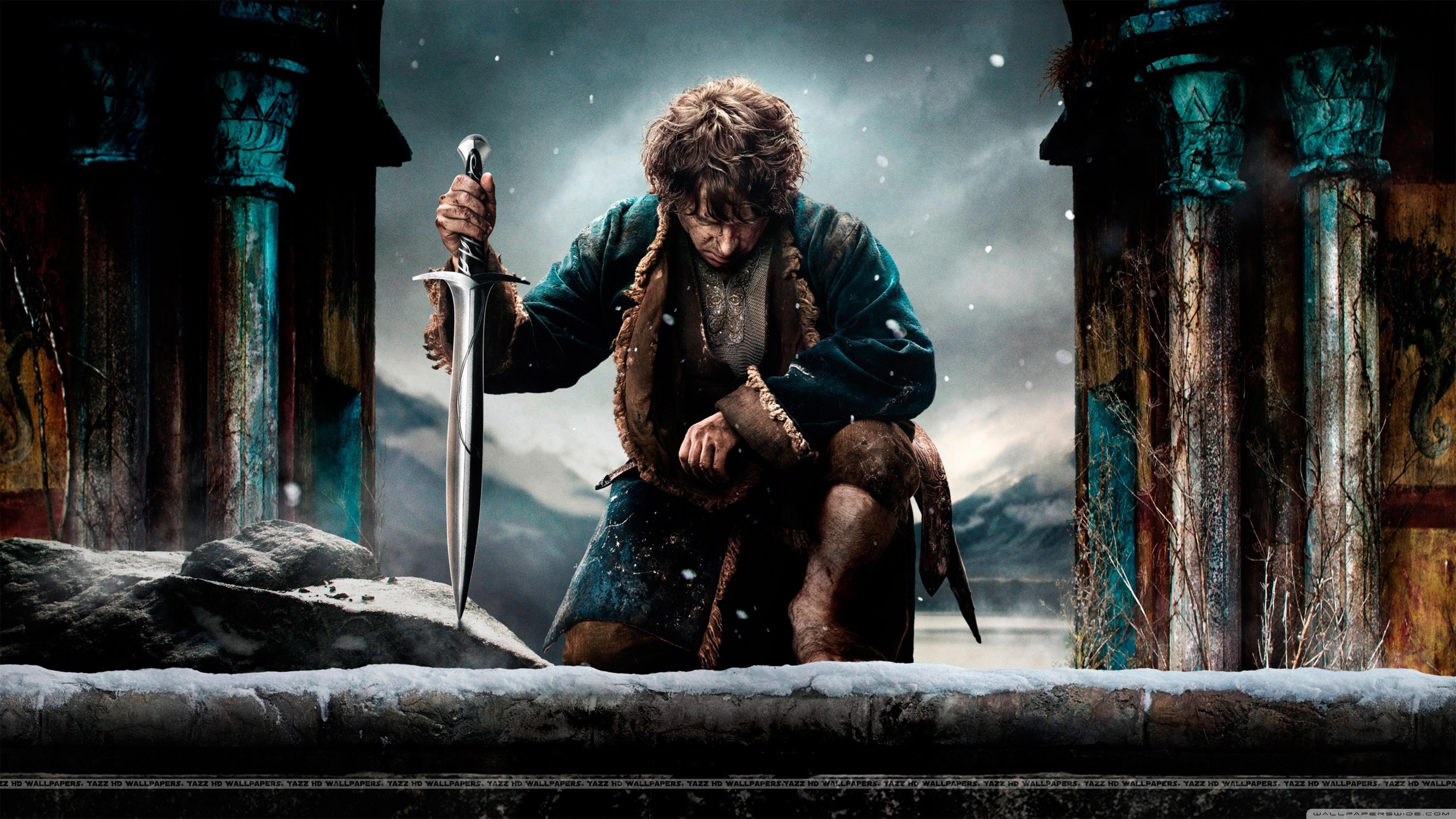the hobbit the battle of the five armies ❤ 4k hd desktop wallpaper