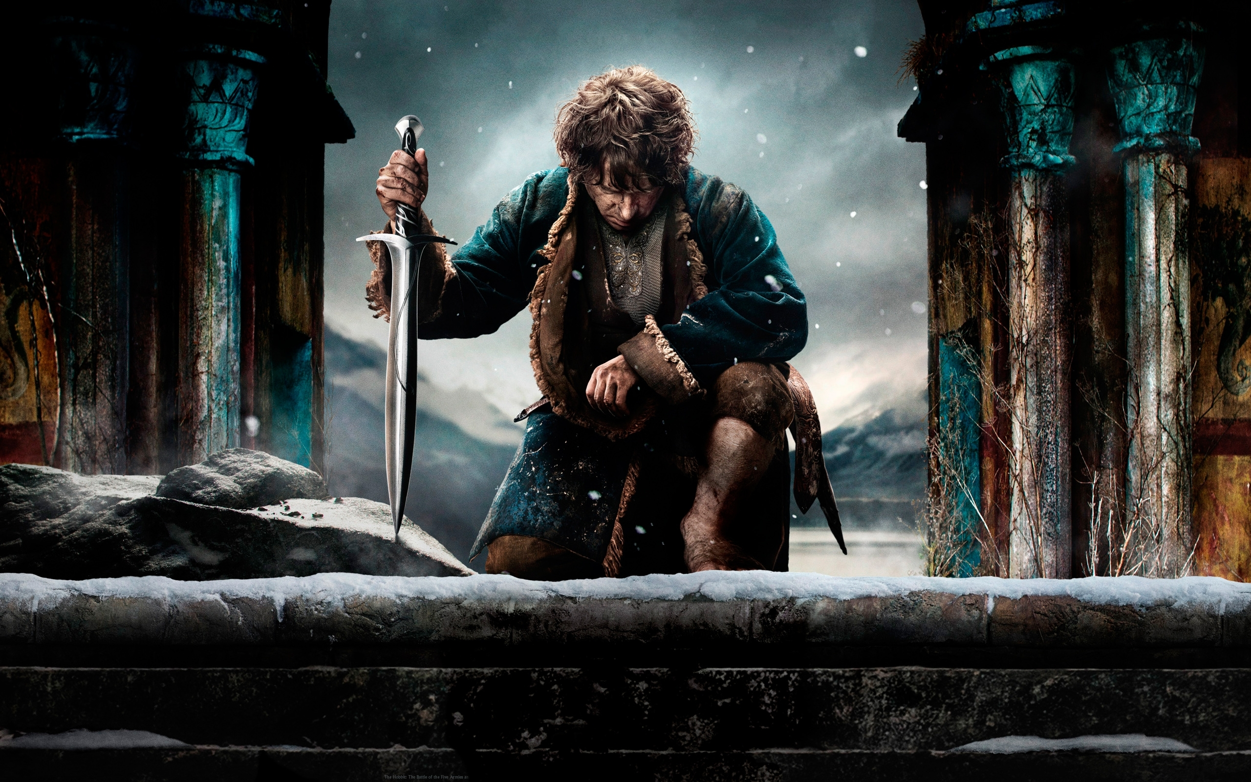 the hobbit the battle of the five armies movie wallpapers