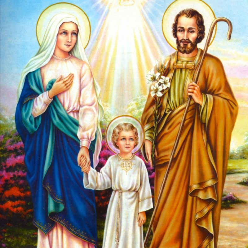 10 Top Images Of The Holy Family FULL HD 1080p For PC Background 2021 free download the holy family holy family pinterest holy family lord and 800x800
