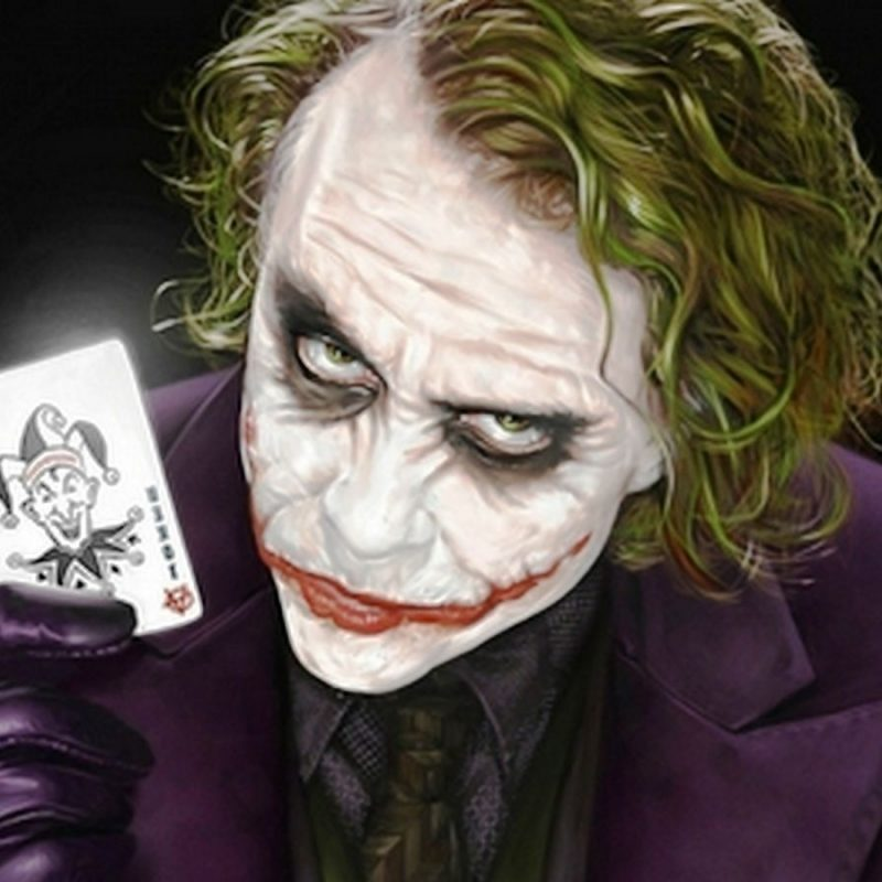 10 Best Heath Ledger Joker Hd Full Hd 1920 1080 For Pc Desktop 2018