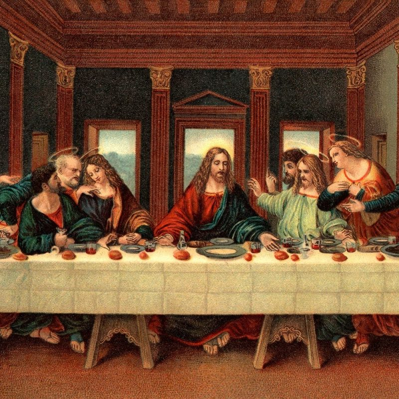 10 Most Popular Jesus Last Supper Picture FULL HD 1920×1080 For PC Background 2018 free download the last supper in the bible a study guide 1 800x800