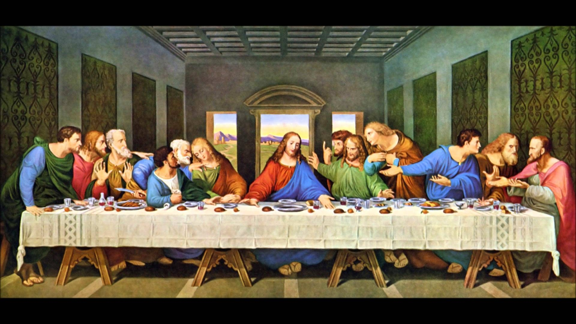 10 Most Popular Last Supper Images Original Picture FULL HD 1920×1080 For PC Desktop
