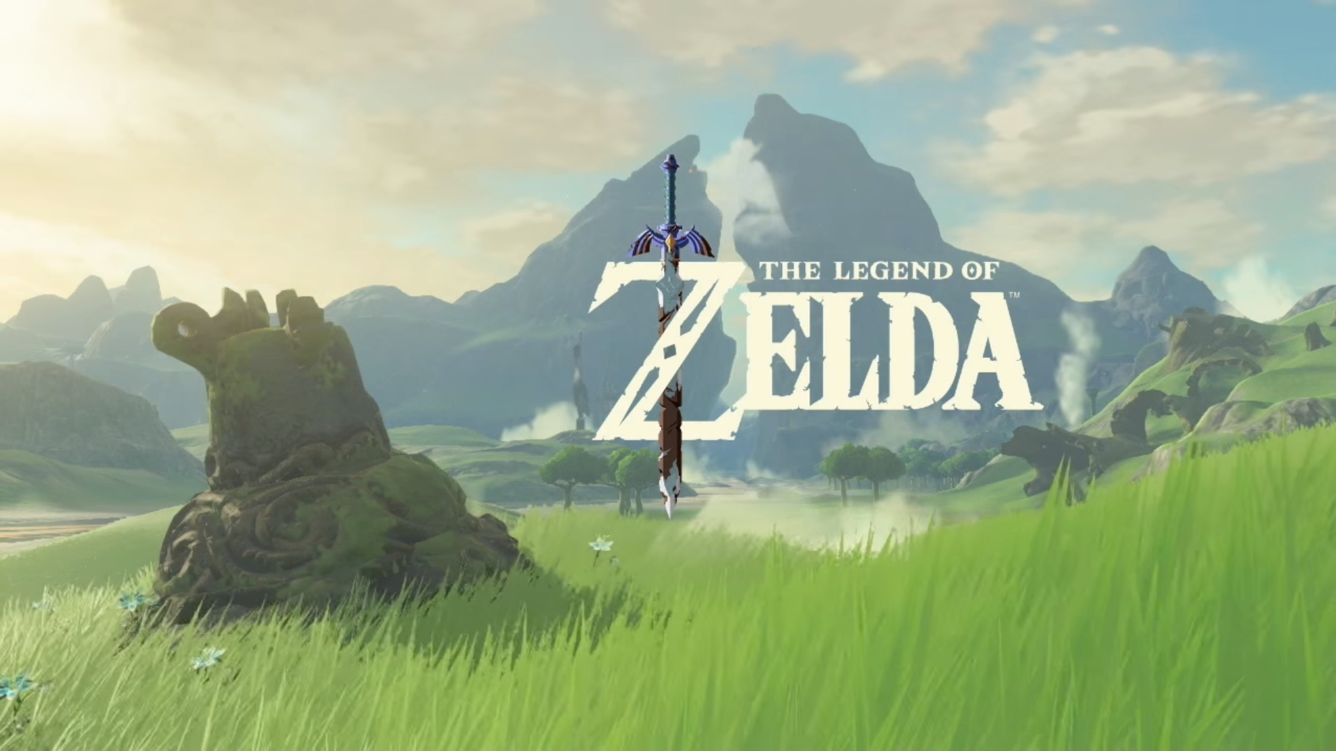the legend of zelda: breath of the wild wallpapers - album on imgur