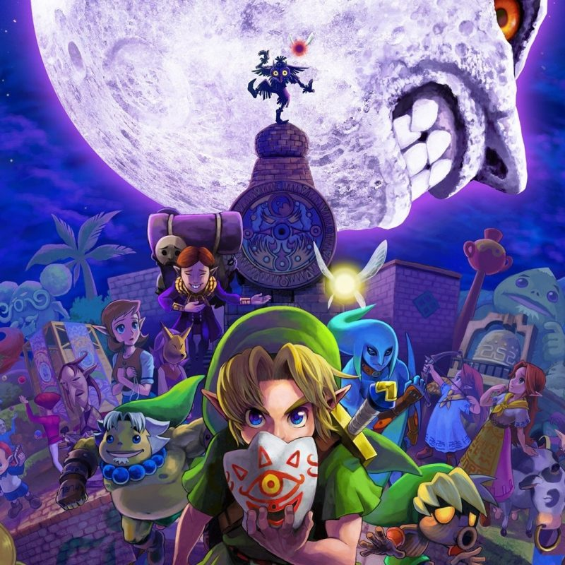 10 Latest Majora's Mask Iphone Wallpaper FULL HD 1920×1080 For PC Desktop 2018 free download the legend of zelda majoras mask 3d wallpaper full hd fond decran 800x800