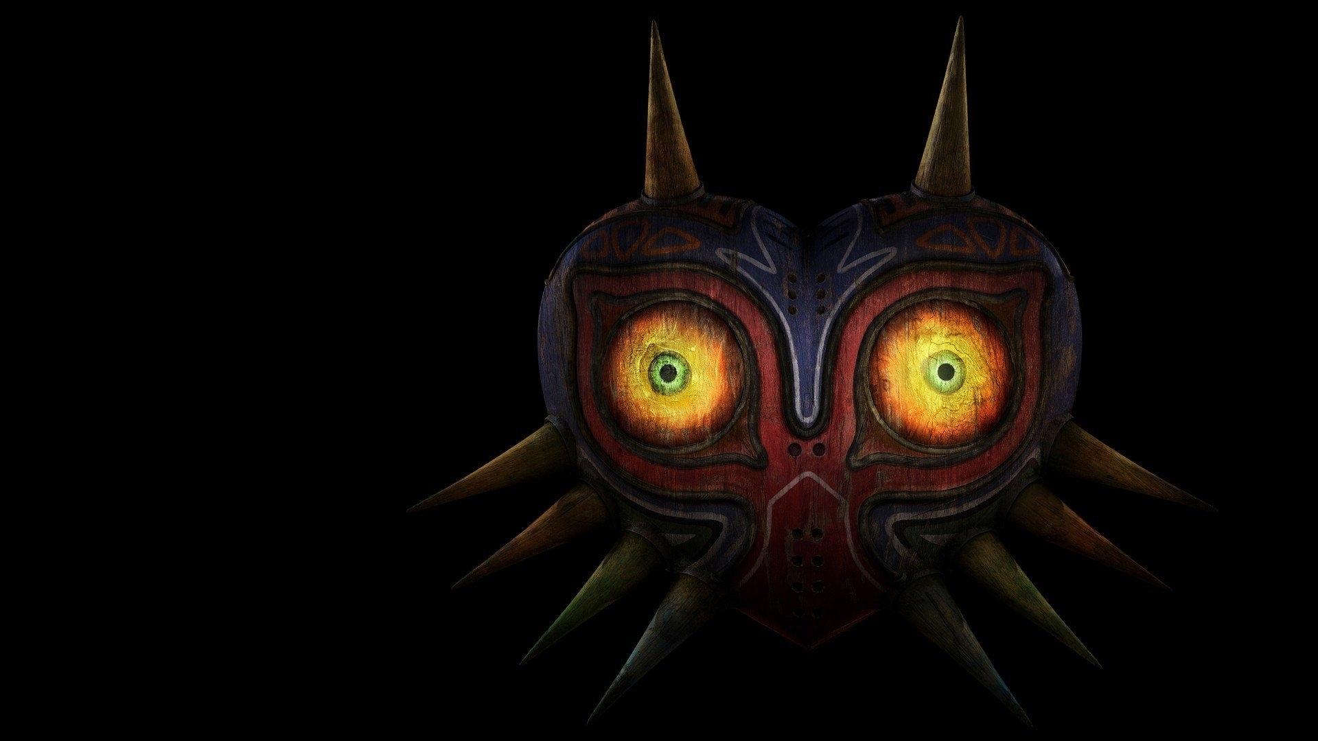 the legend of zelda majora's mask - walldevil