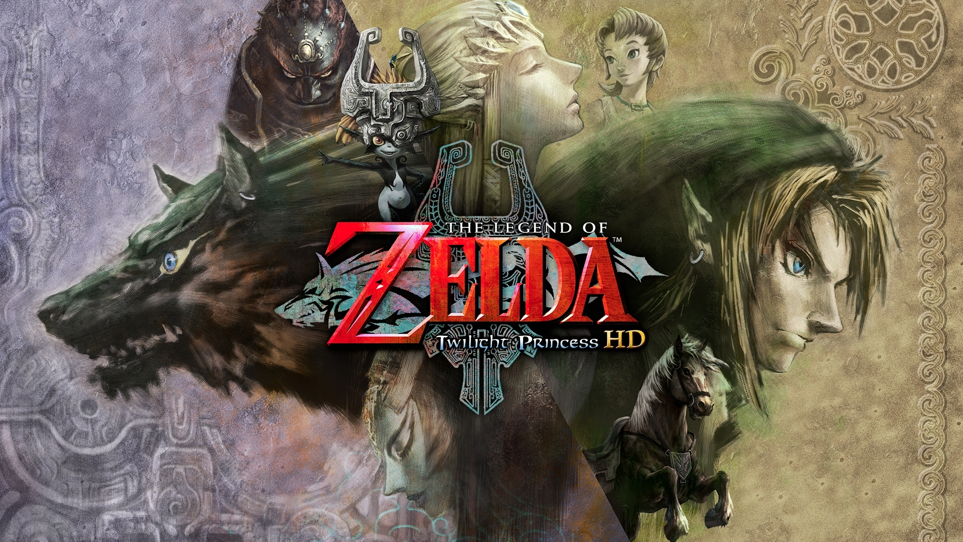 the legend of zelda: twilight princess hd review - bark at the moon