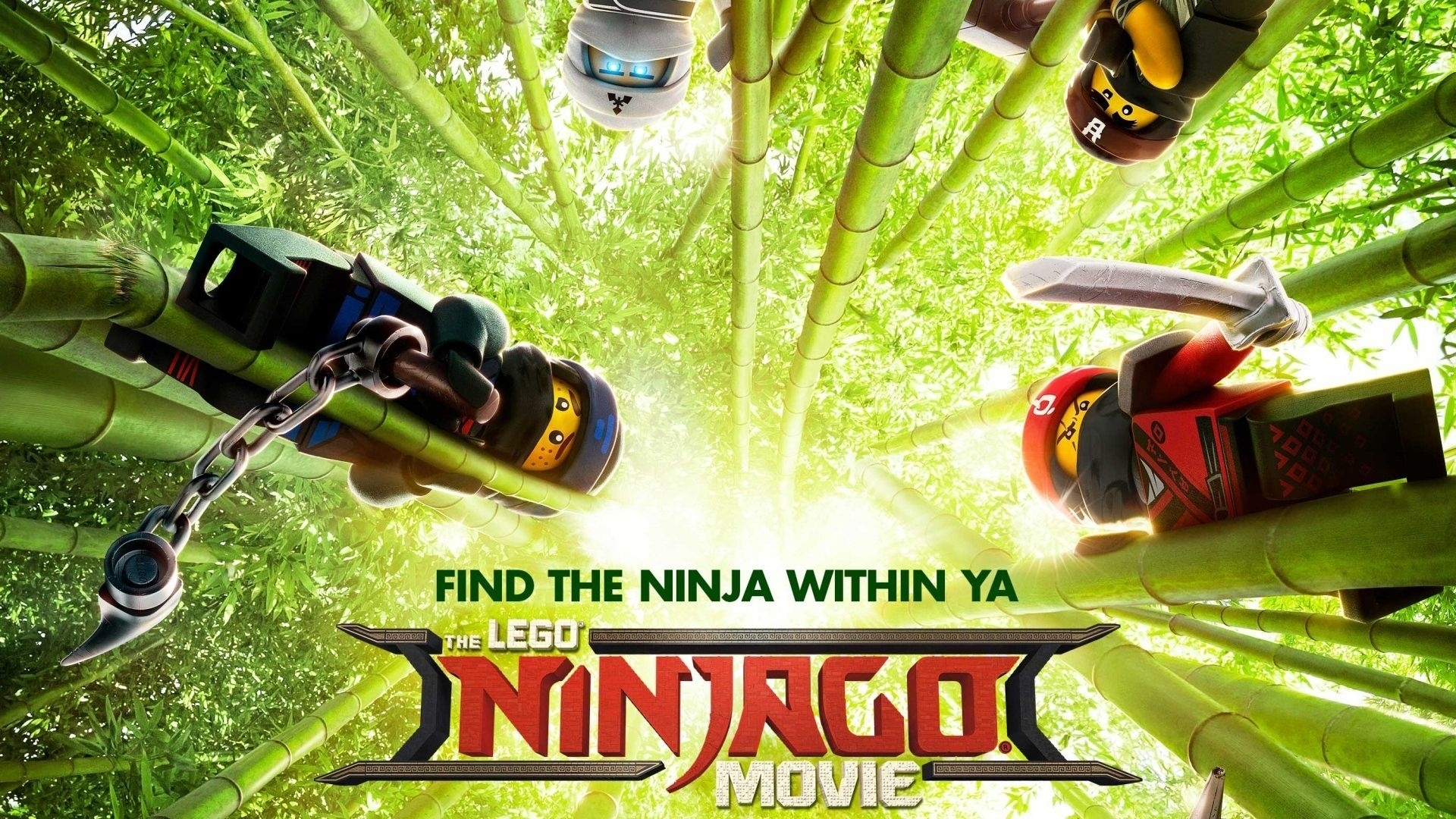 the lego ninjago movie wallpapers - wallpaper cave