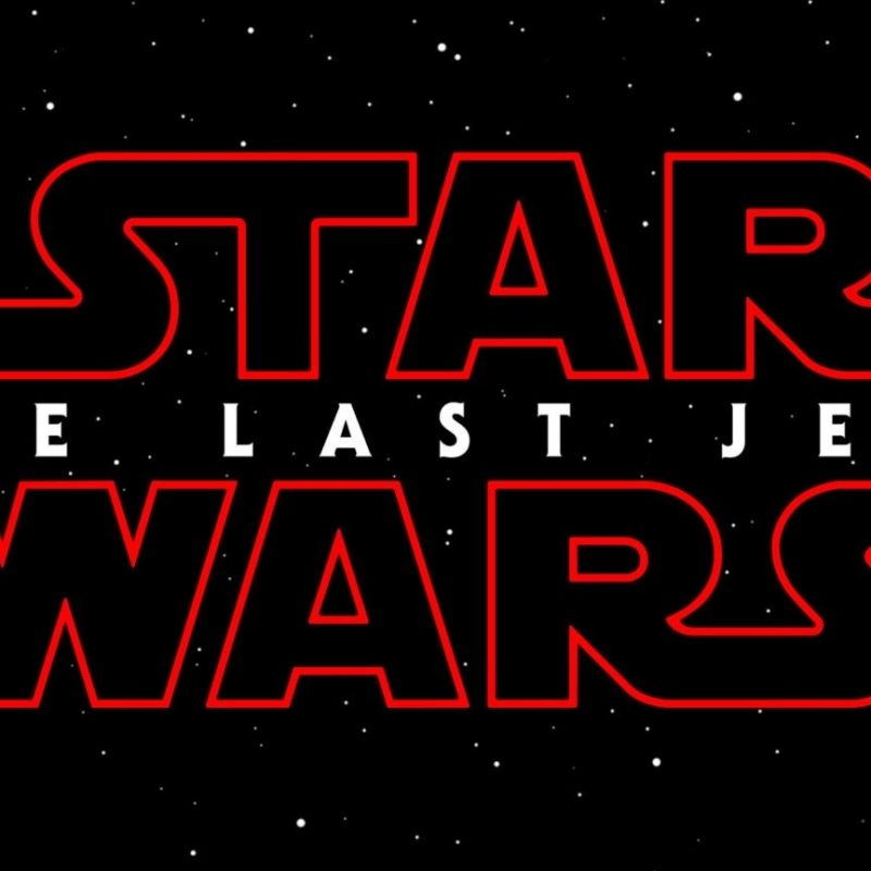 10 Top Star Wars Logo Images FULL HD 1080p For PC Desktop 2018 free download the logo for star wars the last jedi is red we have a bad feeling 800x800