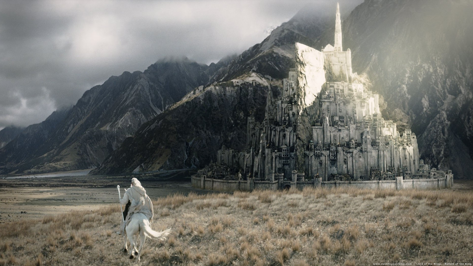 the lord of the rings: the return of the king full hd wallpaper and