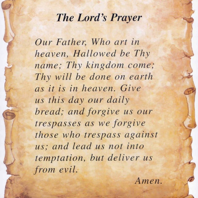 10 Best The Lord's Prayer Wallpaper FULL HD 1920×1080 For PC Background 2018 free download the lords prayer wallpaper 46 lords prayer images and wallpapers 800x800