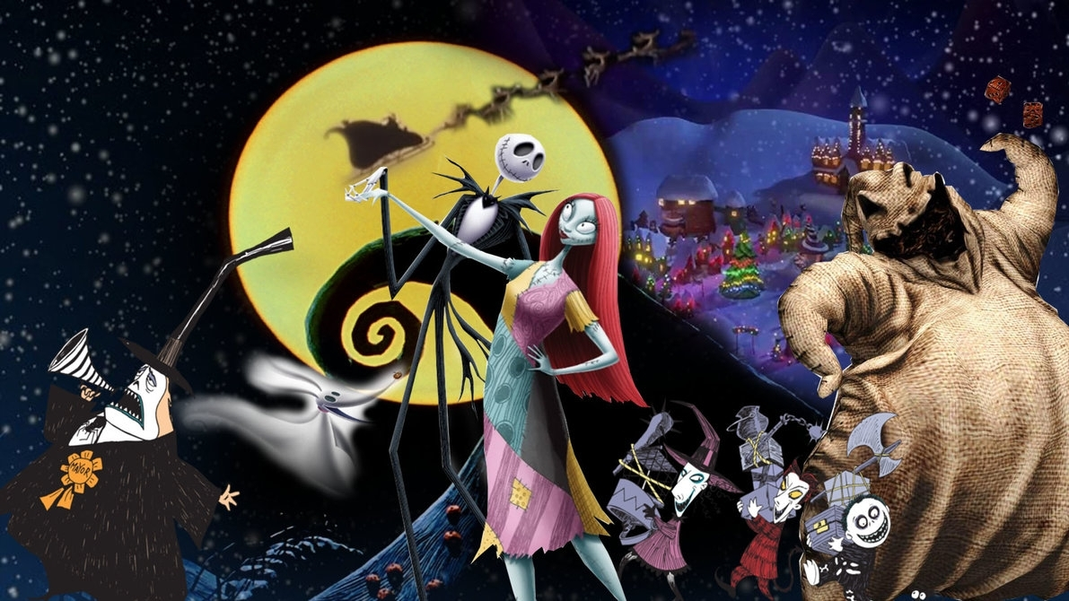 the nightmare before christmas wallpaperthe-dark-mamba-995 on
