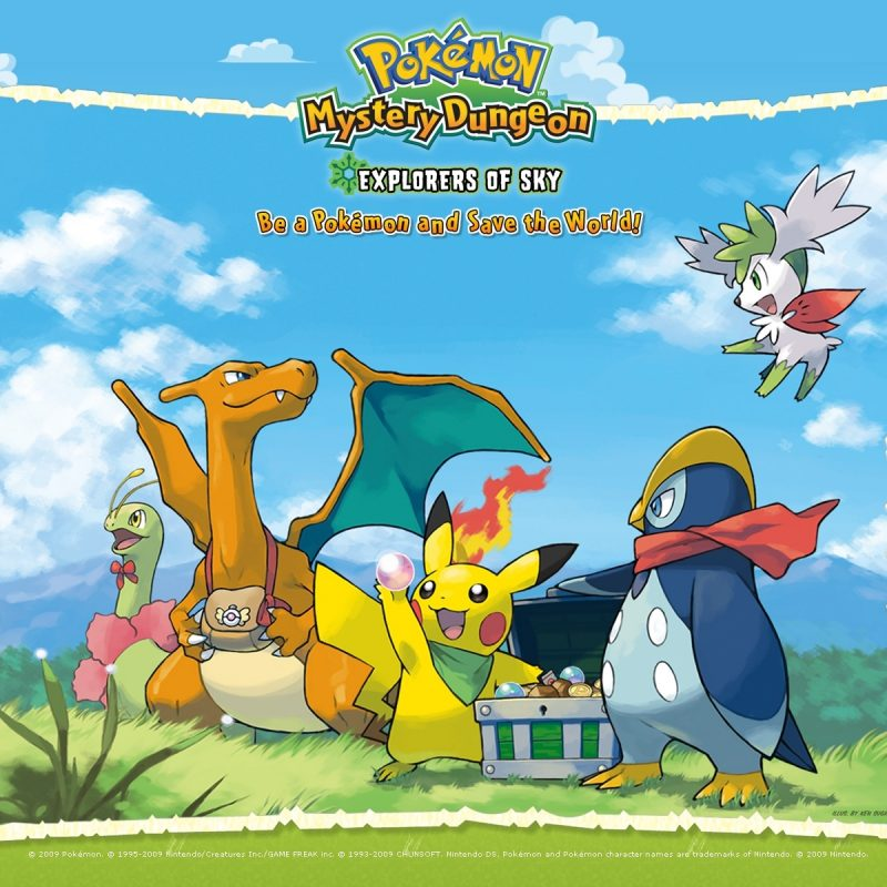 10 Most Popular Pokemon Mystery Dungeon Explorers Of Sky Wallpaper FULL HD 1920×1080 For PC Desktop 2021 free download the official pokemon website pokemon 800x800