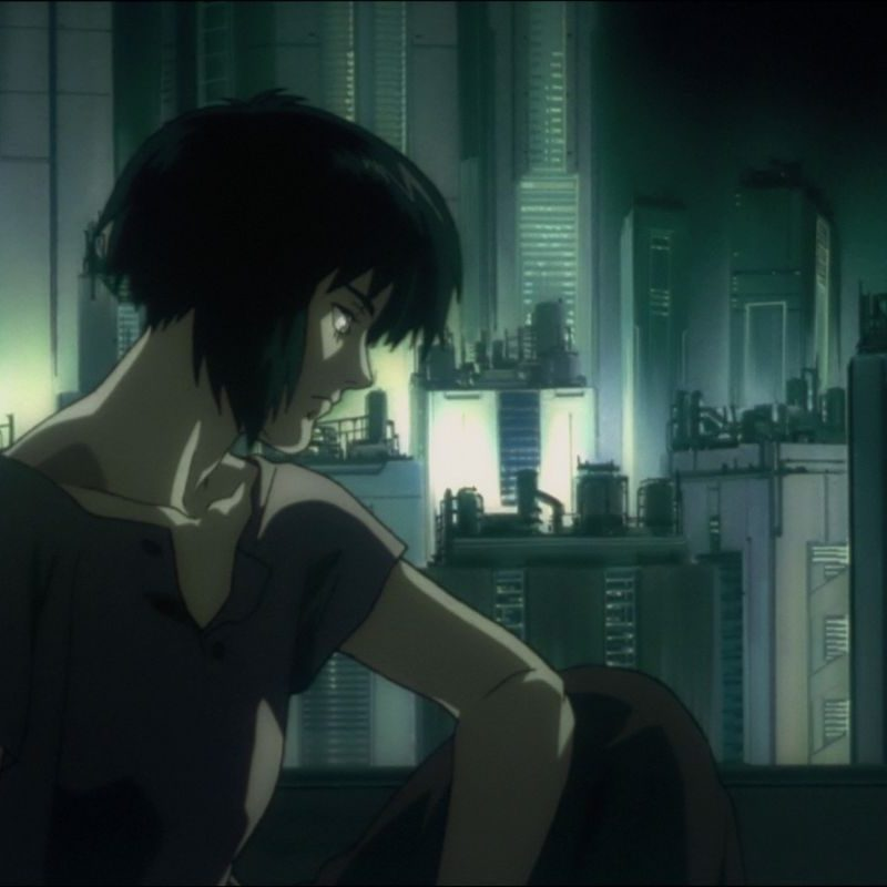 10 Most Popular Ghost In The Shell 1995 Wallpaper Full Hd