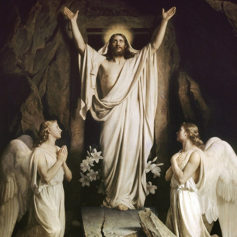 10 Latest Resurrection Of Jesus Pic FULL HD 1920×1080 For PC Background 2020 free download the resurrectioncarl heinrich bloch 1873 jesus christ 800x800