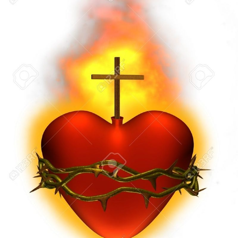 10 Top Heart Of Jesus Images FULL HD 1920×1080 For PC Desktop 2018 free download the sacred heart of jesus 3d render stock photo picture and 800x800