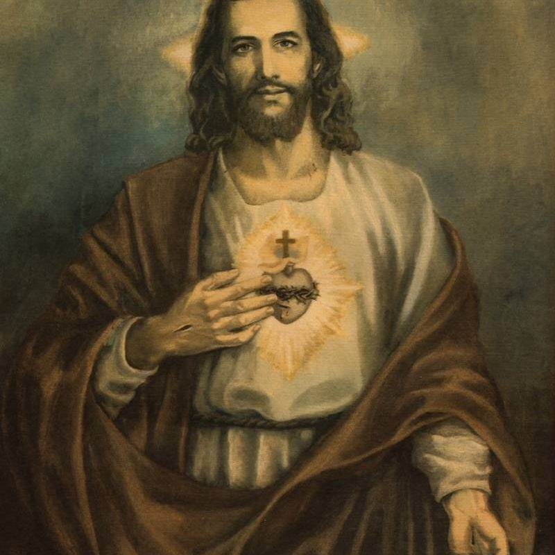 10 Best Beautiful Images Of Jesus FULL HD 1920×1080 For PC Desktop 2018 free download the solemnity of the most sacred heart of jesus sacred heart 800x800