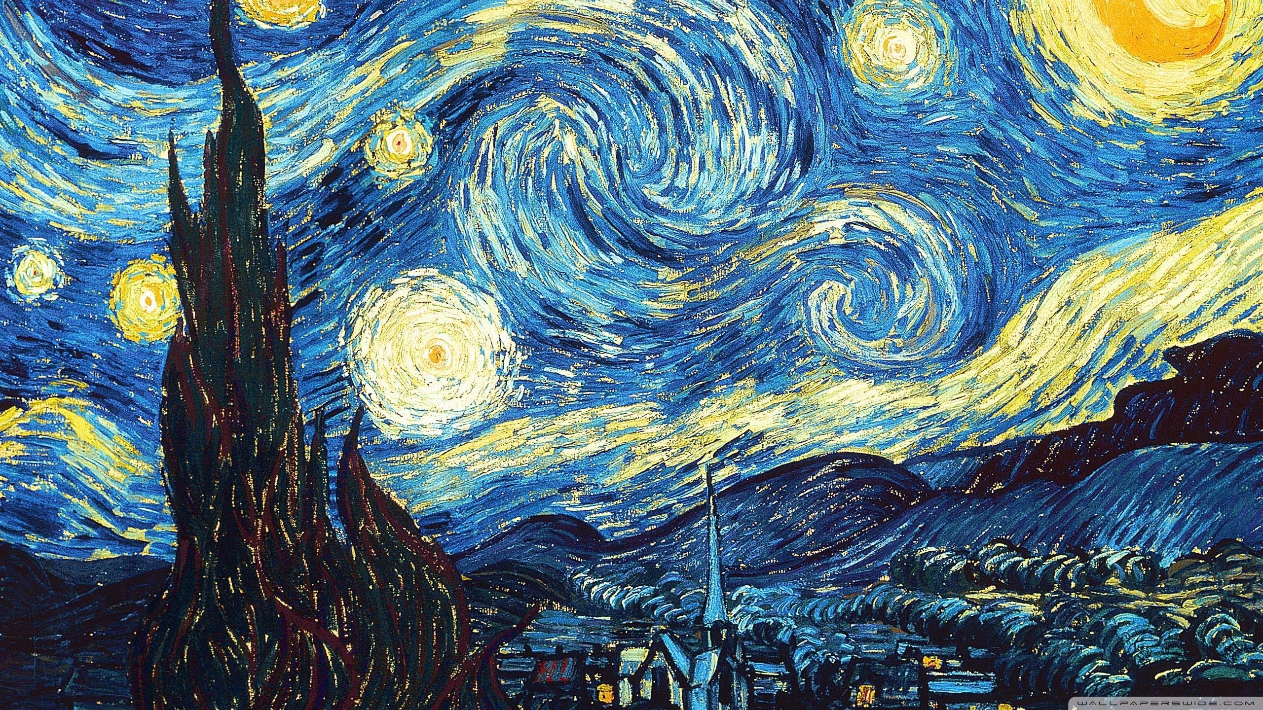 the starry night ❤ 4k hd desktop wallpaper for 4k ultra hd tv