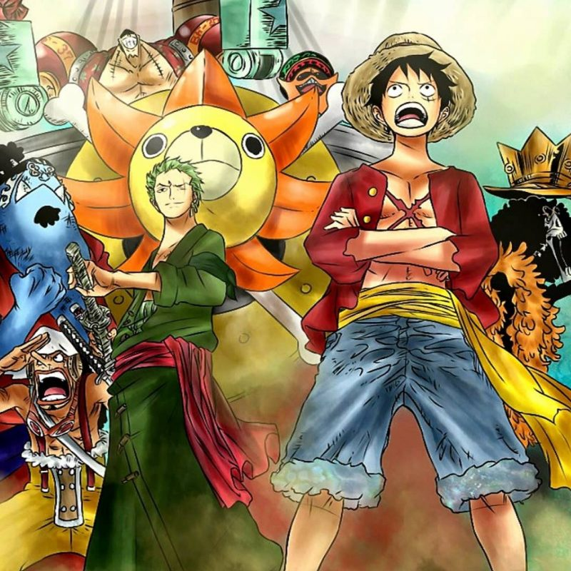 10 Best Epic One Piece Wallpaper FULL HD 1920×1080 For PC Background 2018 free download the straw hat crew full hd fond decran and arriere plan 1920x1080 800x800