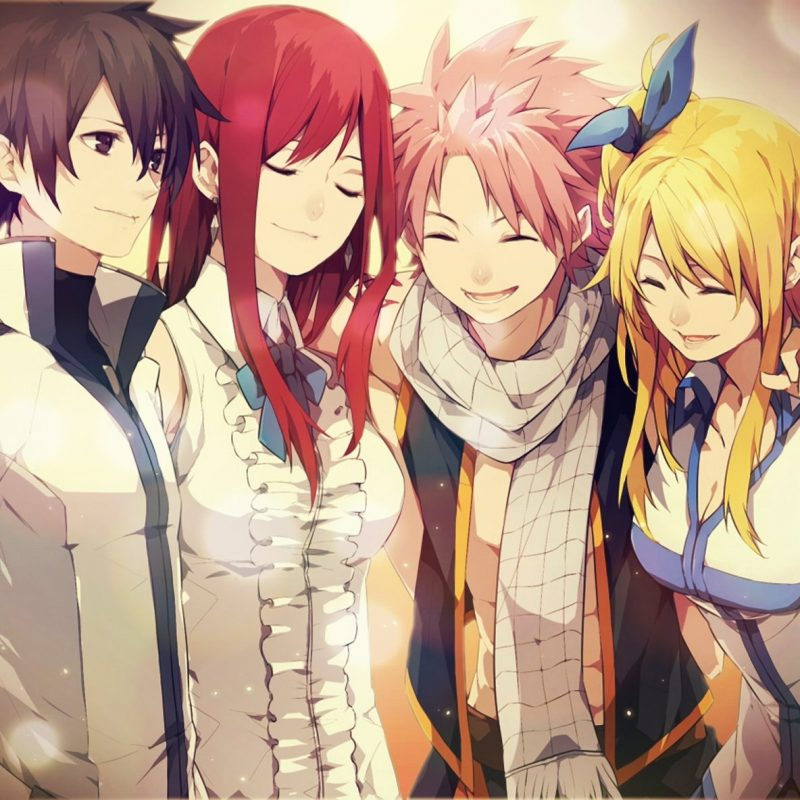 10 Latest Anime Wallpaper Fairy Tail FULL HD 1920×1080 For PC Desktop 2018 free download the strongest team in fairy tail full hd fond decran and arriere 800x800
