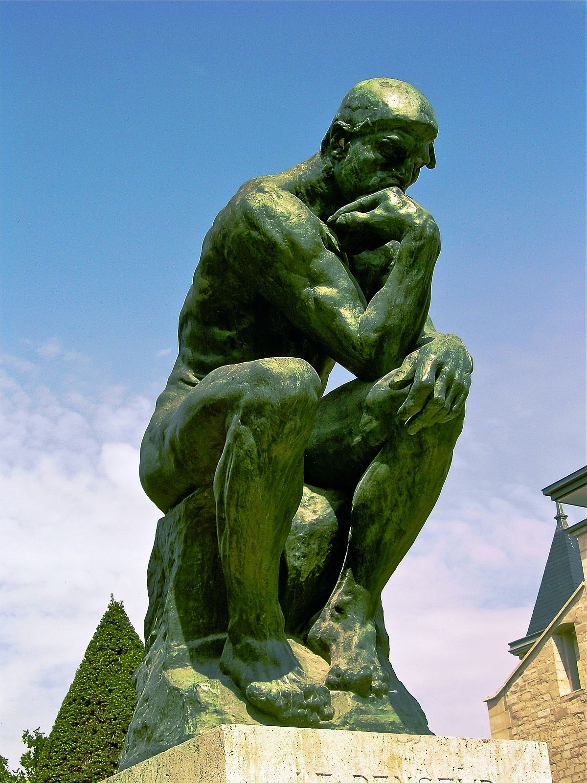 the thinker - wikipedia