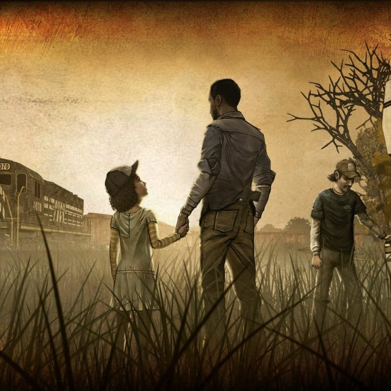 10 Latest The Walking Dead Game Wallpapers FULL HD 1920×1080 For PC Background 2020 free download the walking dead game wallpaper c2b7e291a0 800x800
