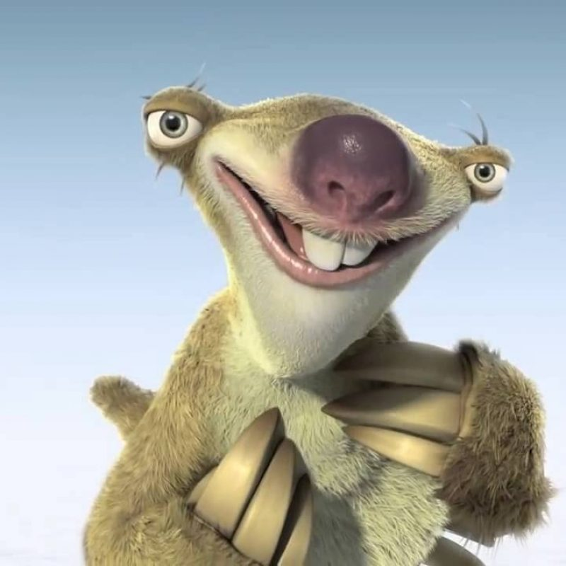 10 Top Images Of Sid The Sloth FULL HD 1080p For PC Background 2021 free download the wealdstone raider sid the sloth happy hardcore youtube 800x800