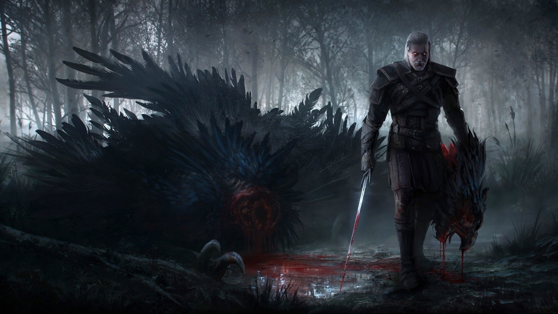 the witcher 3: wild hunt full hd fond d'écran and arrière-plan