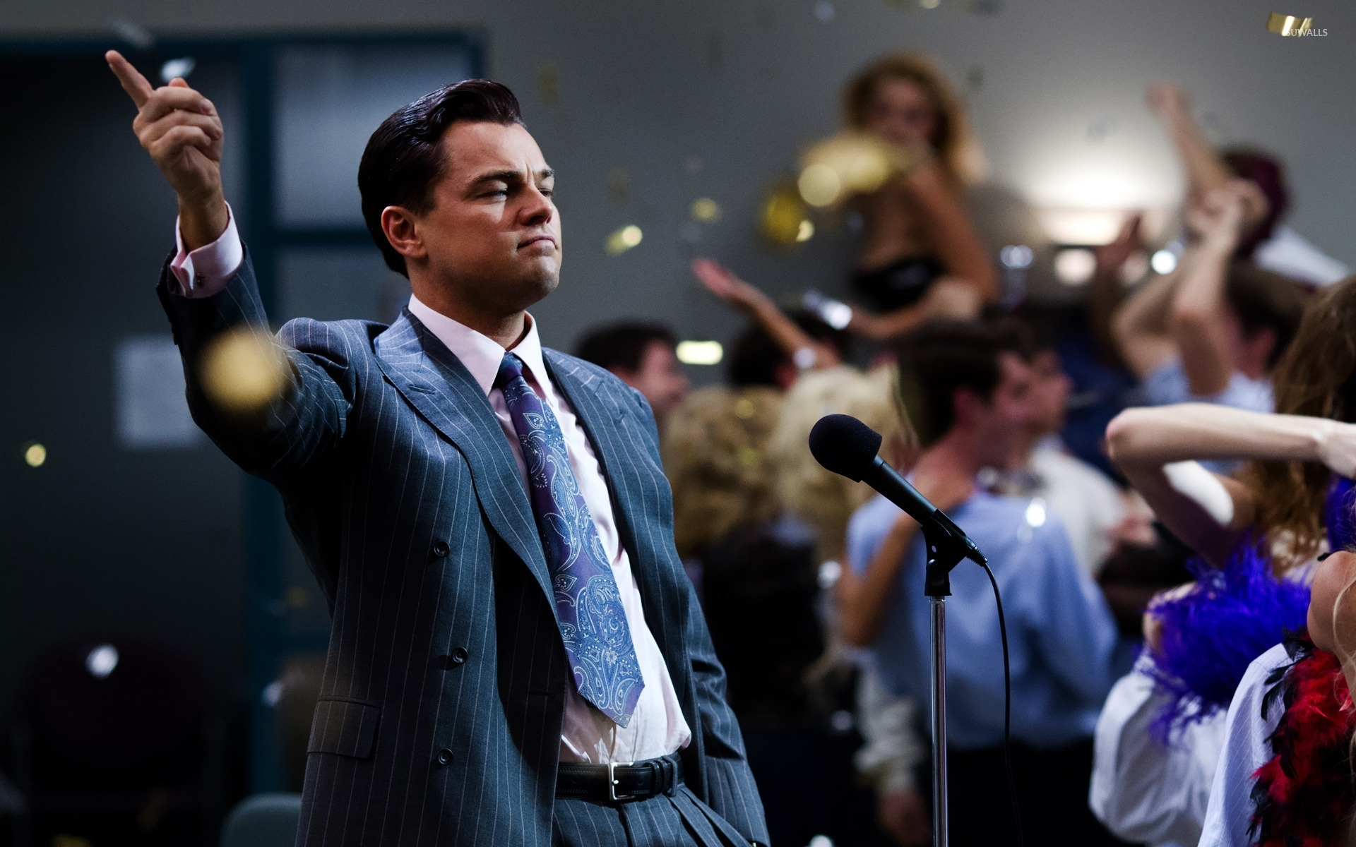 the wolf of wall street wallpaper - movie wallpapers - #26211