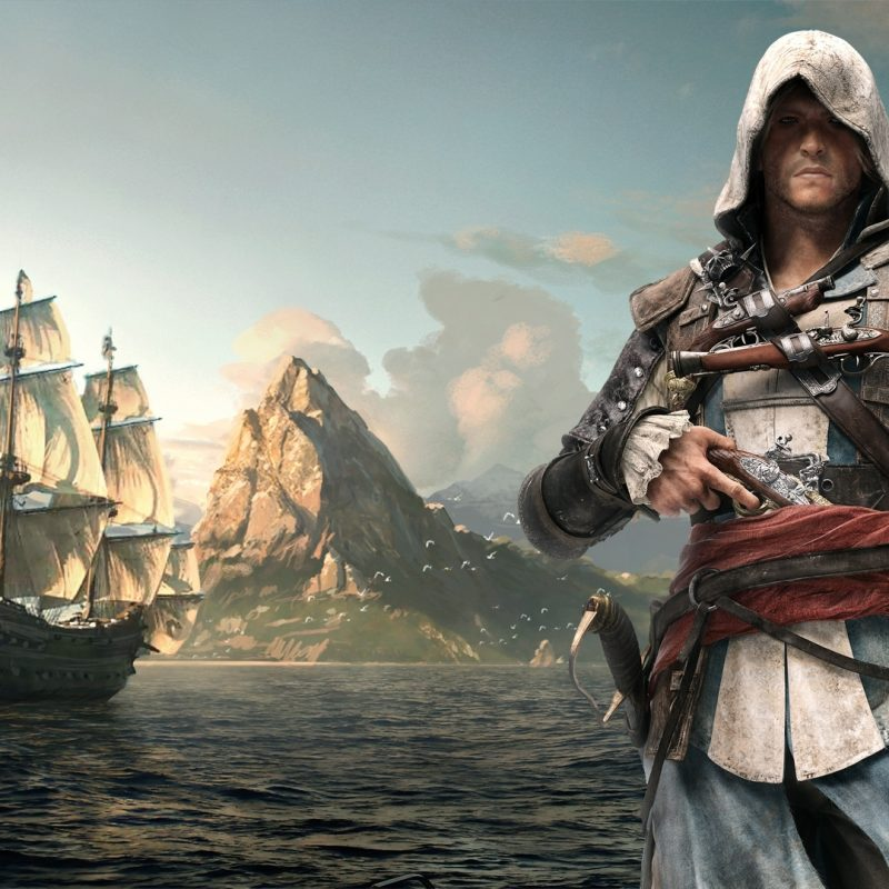 10 New Assassin's Creed Black Flag Wallpaper 1920X1080 FULL HD 1920×1080 For PC Background 2018 free download theme assassins creed iv black flag jeux jvl 800x800