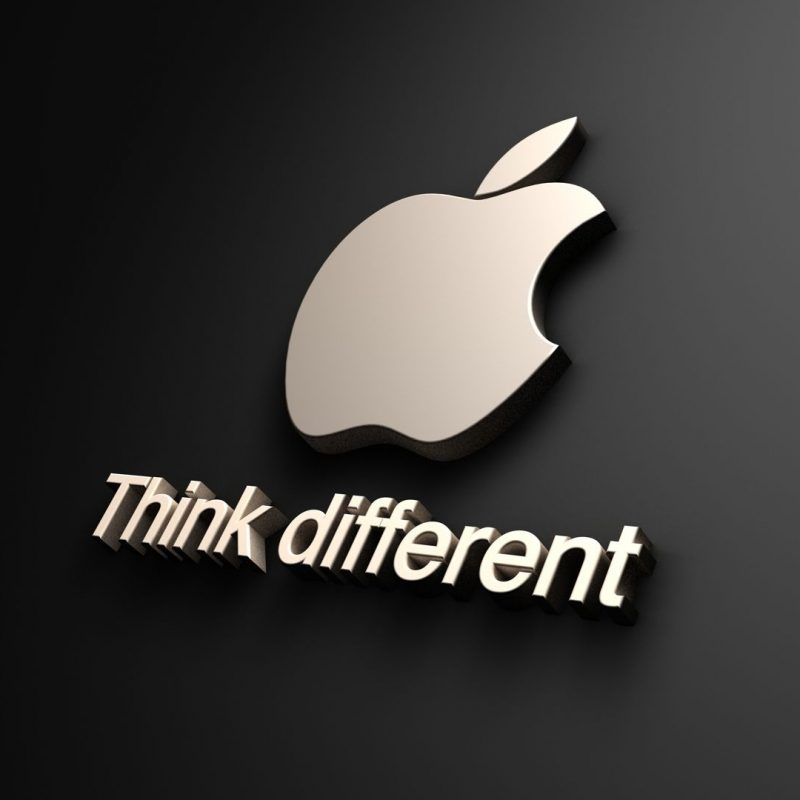 10 Latest Apple Logo Wallpaper Hd 1080P FULL HD 1080p For PC Background 2021 free download think different apple logo 1080p 1080p apple computers logo 800x800
