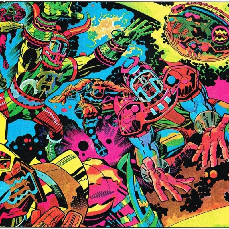 10 New Jack Kirby New Gods Wallpaper FULL HD 1080p For PC Background 2018 free download %name