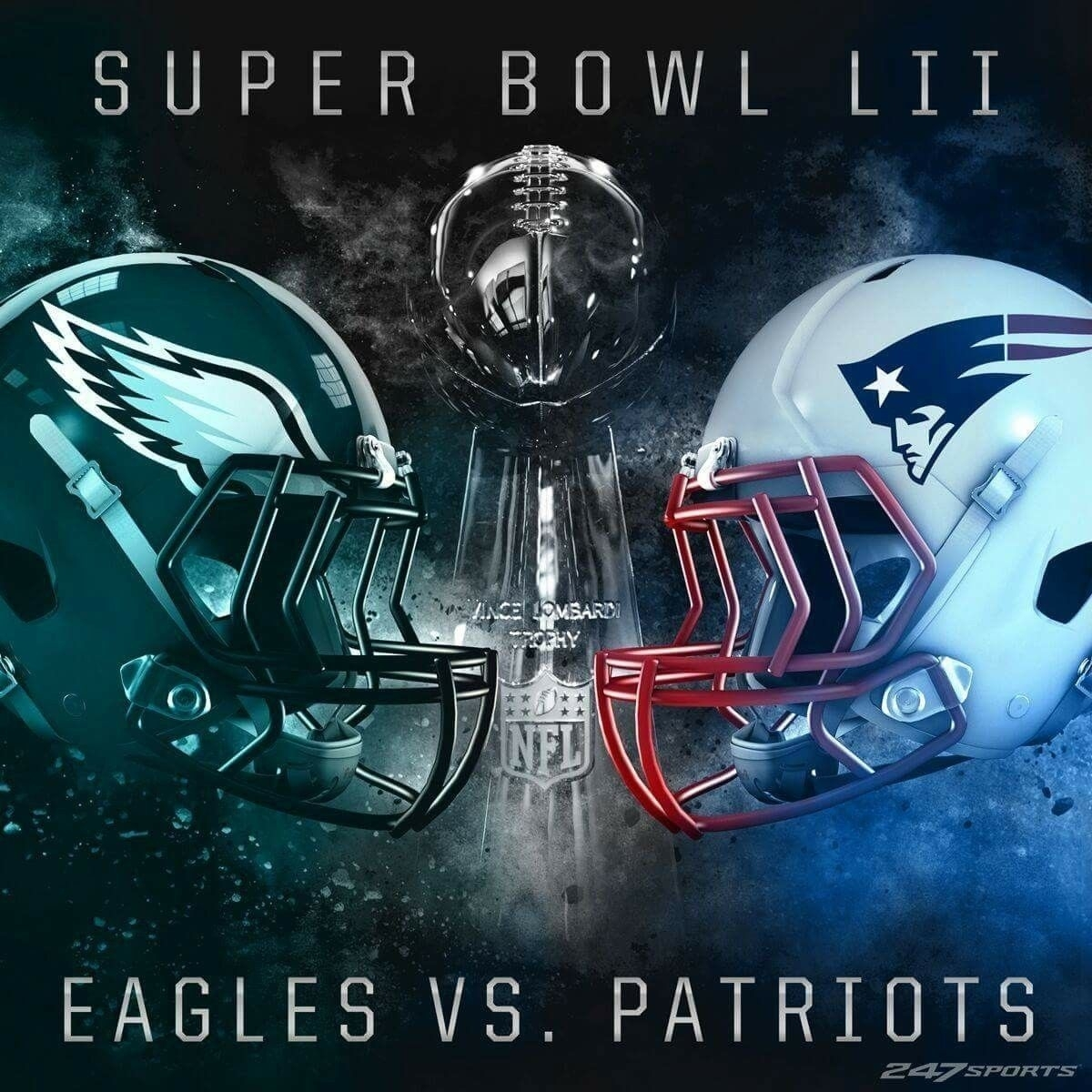 this is the battle, eagles and patriots on february 4, 2018