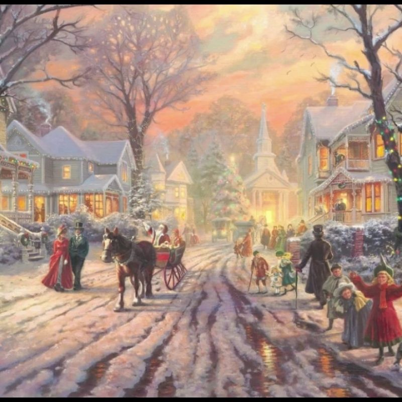 10 Best Free Thomas Kinkade Christmas Screensavers FULL HD 1920×1080 For PC Background 2020 free download thomas kinkade christmas screen saver 2 youtube 800x800