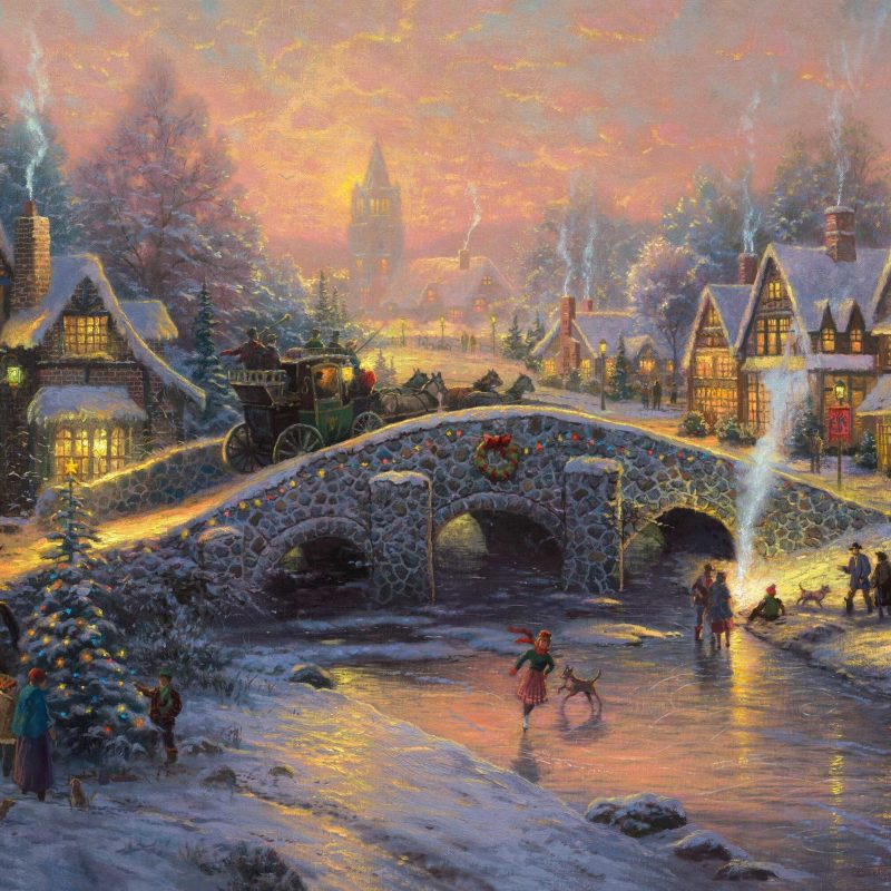 10 Most Popular Thomas Kinkade Winter Wallpaper FULL HD 1080p For PC Background 2018 free download thomas kinkade images thomas kinkade hd fond decran and background 1 800x800