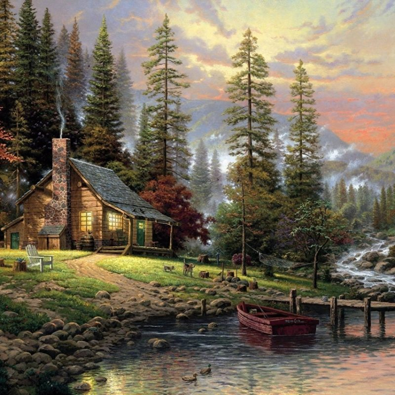 10 Best Thomas Kinkade Screensaver Download FULL HD 1920×1080 For PC Background 2018 free download thomas kinkade wallpaper 89 images pictures download 800x800