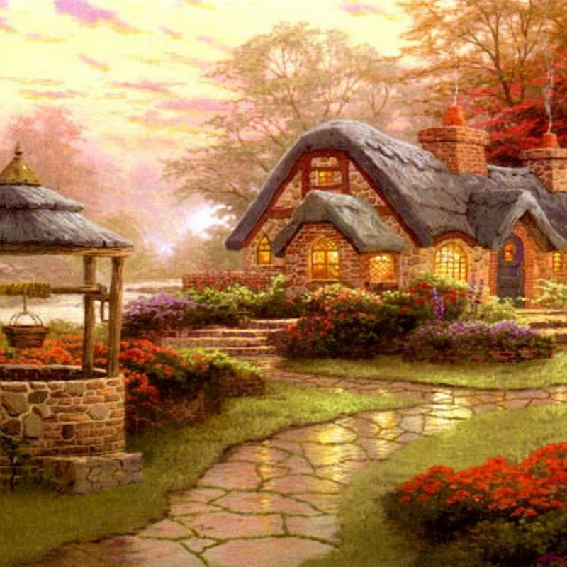 10 Most Popular Thomas Kinkade Screensavers Windows 7 FULL HD 1920×1080 For PC Background 2018 free download thomas kinkade wallpapers 800x800