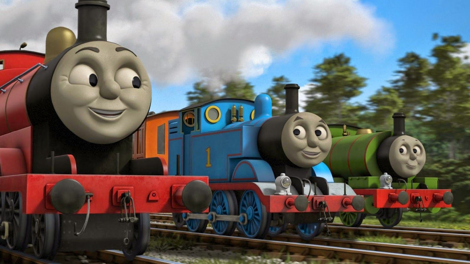 thomas train wallpaper | hd wallpapers | pinterest | adobe, hd