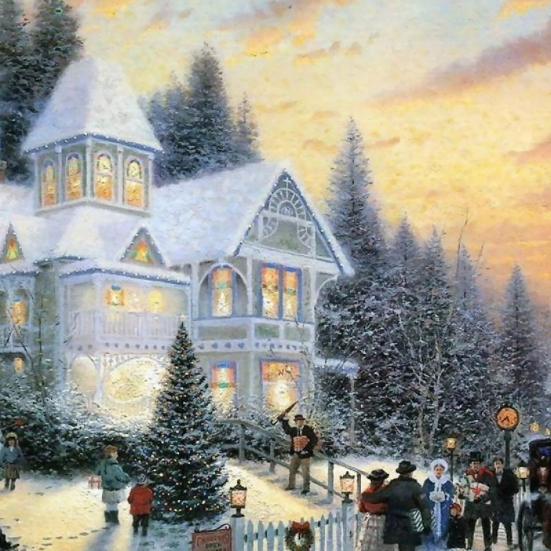 10 Most Popular Thomas Kinkade Christmas Wallpaper Desktop FULL HD 1920×1080 For PC Desktop 2020 free download thomaskinkadechristmasdesktopwallpaper thomas kinkade 1 800x800