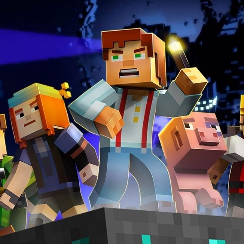 10 Most Popular Minecraft Story Mode Wallpapers FULL HD 1080p For PC Background 2018 free download three new additions coming to minecraft story mode hrk newsroom 800x800