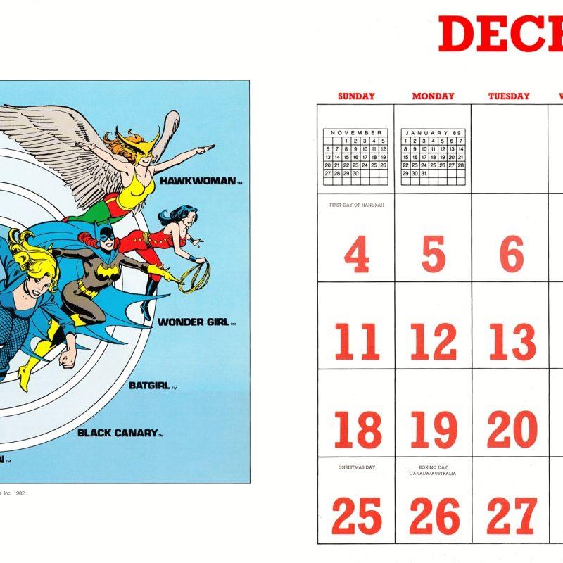 10 Most Popular December Calendar 2016 Wallpaper FULL HD 1080p For PC Desktop 2018 free download time to change your 1988 2016 dc wallpaper andertoons cartoon blog 800x800