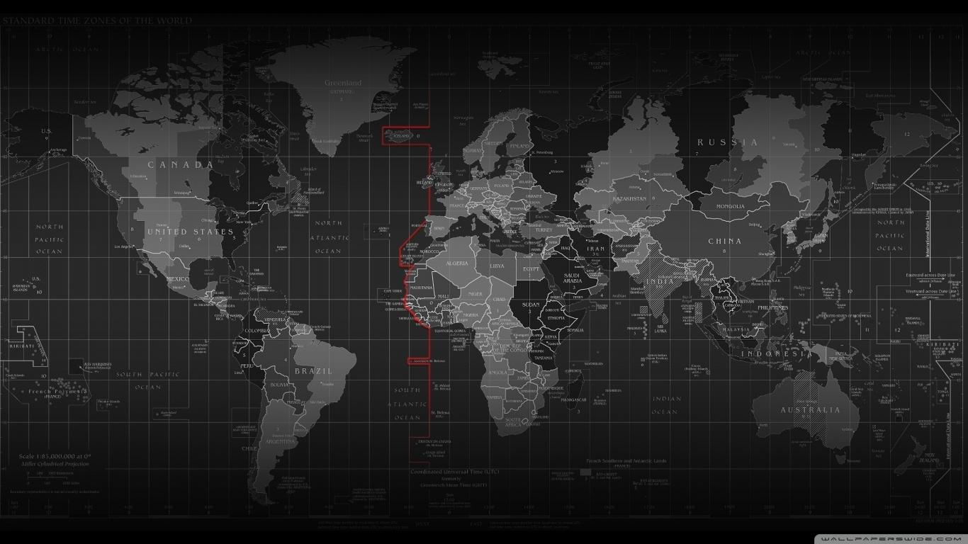 time zone map ❤ 4k hd desktop wallpaper for 4k ultra hd tv • tablet