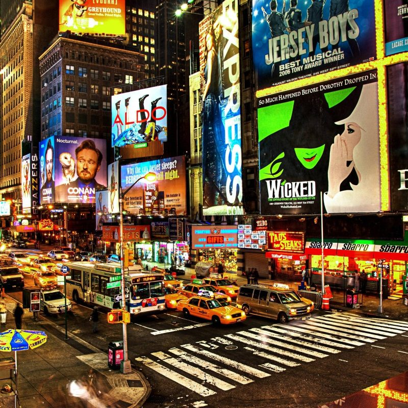 10 Most Popular Times Square High Resolution FULL HD 1080p For PC Background 2018 free download times square wallpapers wallpaper cave 800x800
