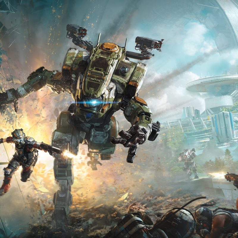 10 Best Titanfall 2 Hd Wallpaper FULL HD 1080p For PC Background 2021 free download titanfall 2 2016 game 4k wallpapers hd wallpapers id 18175 800x800