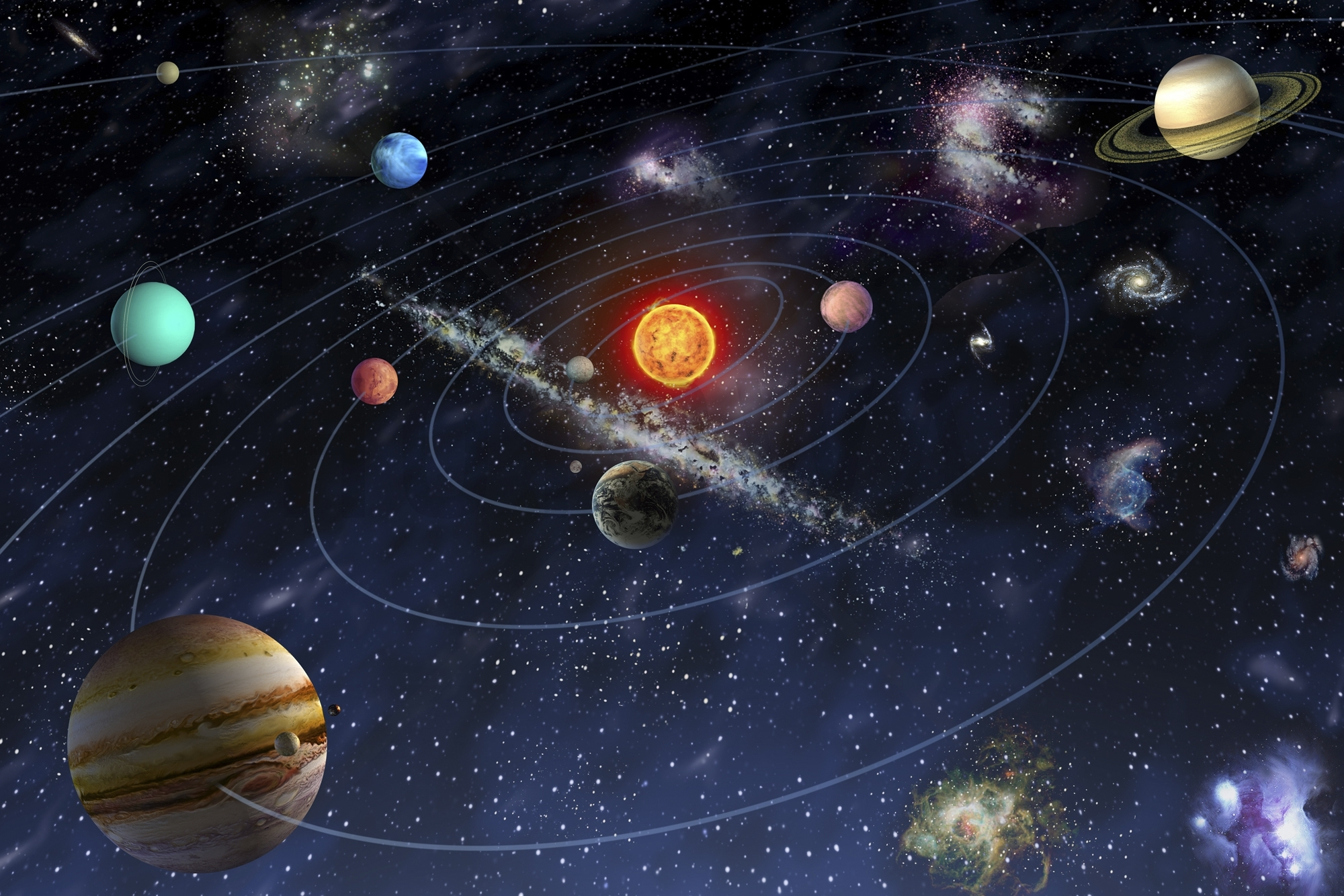 tma:25 - solar system wallpapers, solar system hd pictures - 35 free