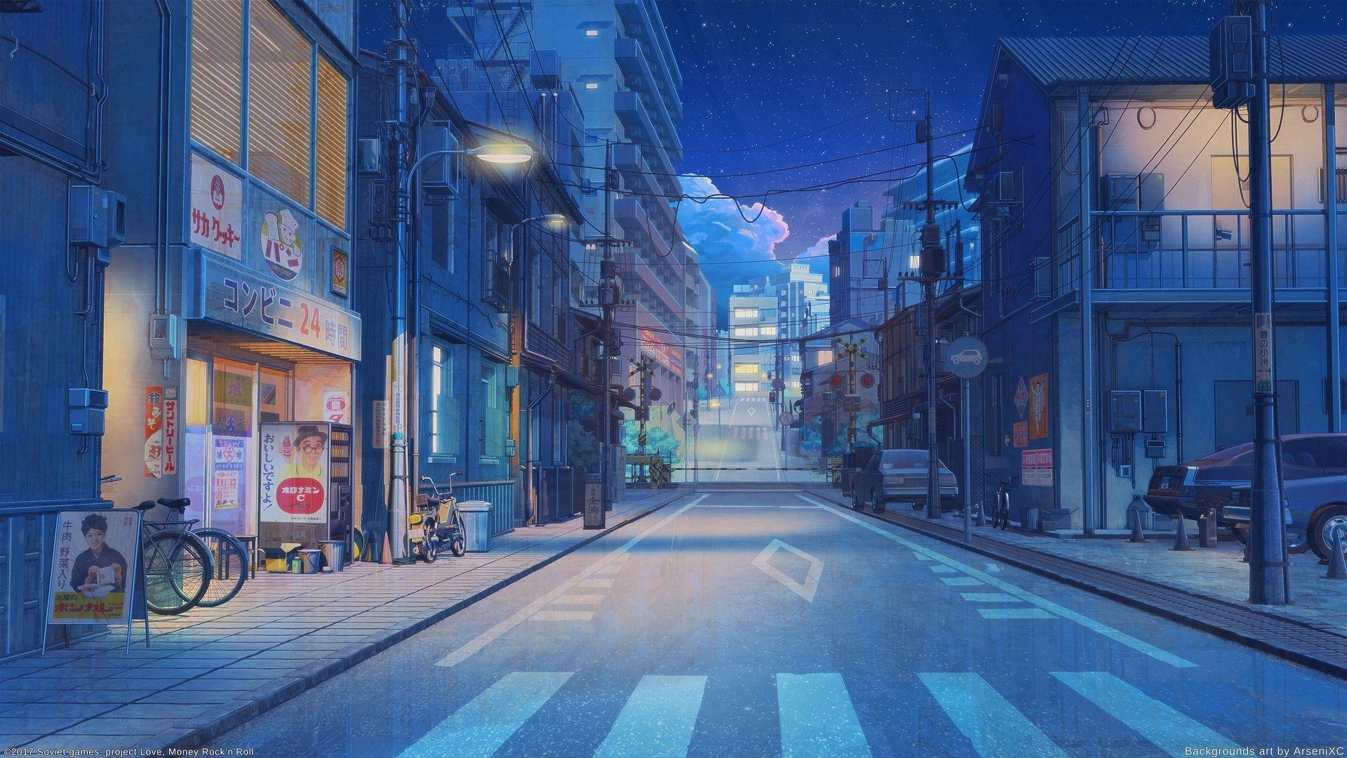 tokyo street nightarsenixc | -scape art | pinterest | tokyo and