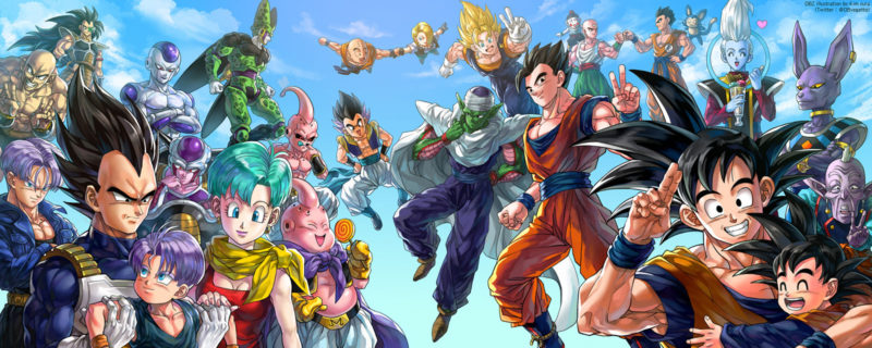 10 Latest Images Of Dragon Ball Z Characters FULL HD 1080p For PC Desktop 2021 free download top 10 most important dragon ball z characters 800x320